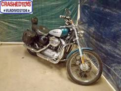 Harley-Davidson Sportster 1200 Custom XL1200C 48781, 2004