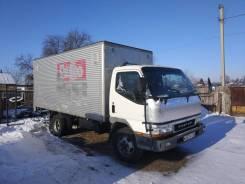 Mitsubishi Fuso Canter. Продам грузовик Митсубиси кантер 1997г. Состояние хорошее, 4 200куб. см., 3 000кг., 4x2
