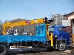 Аренда грузовиков с манипулятором