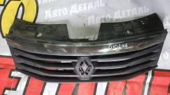 Решетка радиатора. Renault Sandero Stepway, BS11, BS1Y Renault Logan Renault Sandero, BS11, BS12, BS1Y K4M, K7M, D4D, D4F, K7J, K9K, K4M697, K7J710, K...