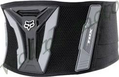 Защитный пояс подростковый Fox Turbo Youth Belt Черный 07039-001