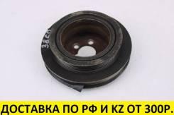 Контрактный шкив коленвала Toyota / Daihatsu HC / HE / HD T3862