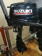 Продам лодочный мотор Suzuki 5 2017г. Без пробега по России.