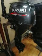 Продам лодочный мотор Suzuki DF8 2016г. Без пробега по России.