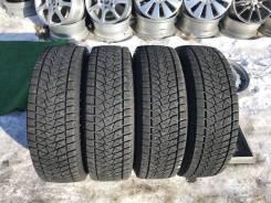 Bridgestone Blizzak DM-V2. всесезонные, 2017 год, б/у, износ 5%
