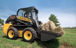 New Holland L220, 2019