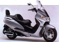 В разбор на запчасти Suzuki an250 an400 skywave250 skywave skywave400