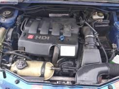 Двигатель Citroen Berlingo 2002, 2л дизель мкпп (RHY, DW10TD)