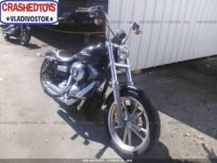 Harley-Davidson Dyna Super Glide FXD 43393, 2008