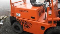 Toyota FG20, 1991