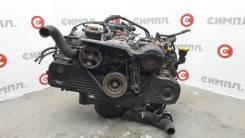 Двигатель в сборе. Subaru Forester, SF5 EJ201