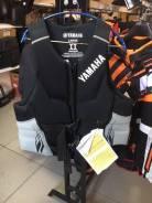 Жилет спасательный Yamaha черный - L