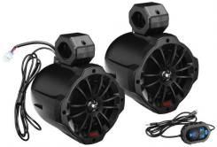 Аудиосистема всепогодная для лодок и квадроциклов, B62ABT, BOSS