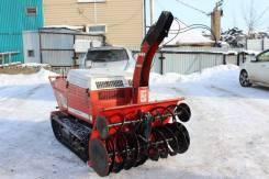 Komatsu. Японский шнекоротор KSS22SD. Снегоуборщик.