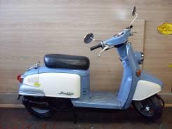Honda Julio, 2002