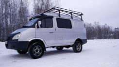 ГАЗ Соболь. ГАЗ 27527, 2 700куб. см., 3 000кг., 4x4