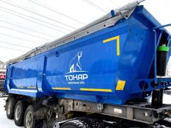 Тонар 9523. , 2018г, с НДС, (самосвальный) Отличное состояние, в Барнаул, 39 000кг.