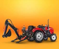 Экскаватор для тракторов мощностью от 22 до 24 л. с.