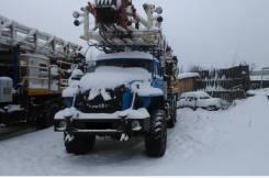 Агрегат подъемный для ремонта скважин АПРС-40 М(У) на шасси УРАЛ 4320. 11 150куб. см.
