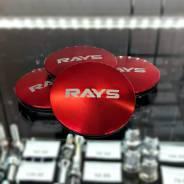 Колпачки ЦО на диски RAYS (метал! )