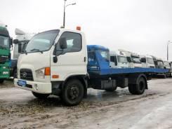 Hyundai HD78. Hyundai HD 78 - автомобильный эвакуатор 2012г. в., 3 900куб. см., 4x2