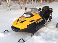 BRP Ski-Doo Skandic SWT 800, 2009