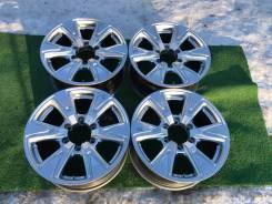 Комплект литых дисков Джип R17 Toyota, Nissan, Mitsubishi