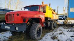 Урал 55571. ПБУ-2 Урал-4320 буровая установка с компрессором кВ 12/12 с Урб 2а2