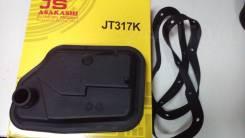 Фильтр трансмиссионный с прокладкой поддона JT317K js asakashi JT317K в наличии