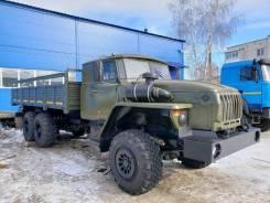 Урал 4320. Урал-4320 бортовой, кабина со спальником, борт металлический 6х6, 6x6