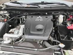 Двигатель Mitsubishi Pajero Sport 2017 KS1 4N15