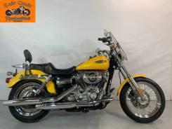 Harley-Davidson Dyna Super Glide Custom. 1 600куб. см., исправен, птс, без пробега