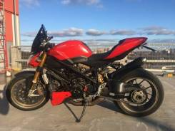 Ducati Streetfighter S, 2010