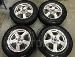"Feid R15 4*100 6j et53 + 195/65R15 Bridgestone Blizzak Revo GZ БП поРФ. 6.0x15"" 4x100.00 ET53. Под заказ"