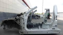 Порог, Lexus IS250, GSE20, L, серебристый, Код цвета: 1G1, со стойкой, GSE20-2043287