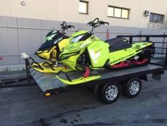 Ski-doo freeride 154 800r etec, 2014