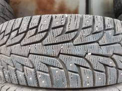 Hankook Winter i*Pike RS W419. зимние, шипованные, 2017 год, б/у, износ до 5 %