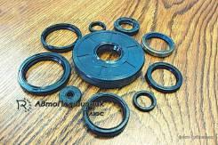 Сальник 91205-VM6-003 рулевой колонки квадроцикла Honda TRX200, TRX250, TRX300, TRX400, TRX450, TRX700XX, TRX90 (аналог) 91205-VM6-003