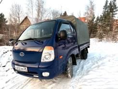 Kia Bongo. Продаётся грузовик KIA Bongo 3, 3 000куб. см., 1 000кг., 4x2
