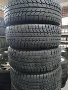 Michelin. зимние, без шипов, б/у, износ 30%