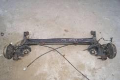 Балка задняя Toyota VITZ 10 №А1653