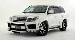 Обвес Eight Star для Toyota Land Cruiser 200 (рестайлинг)