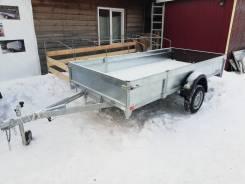 Прицеп для снегохода квадроцикла грузов Б-34 Алтай