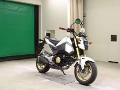 Honda Grom / MSX, 2017