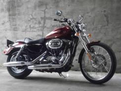 Harley-Davidson XL1200C, 2010