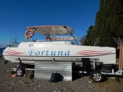 Продается пассажирское судно фортуна
