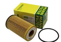 Масляный фильтр HU 612/2 x MANN