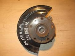 Кулак поворотный передний правый 1.6 [8200881829] для Renault Duster