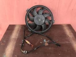 Вентилятор охлаждения радиатора. Volkswagen Passat Audi A8 Audi A4, B5 Audi A6, C5 Skoda Superb