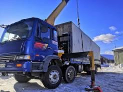 Продам грузовик с краном манипулятором Kia Granto
